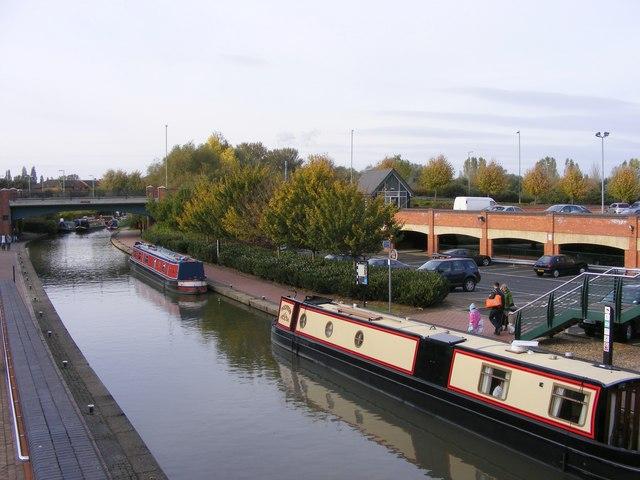 Banbury Canal View
