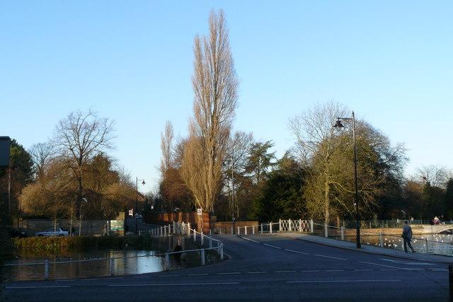 North Street Bridge, Carshalton, Surrey