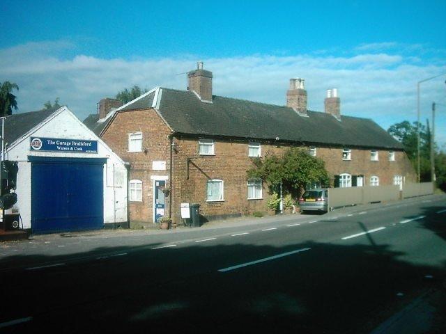 Houses in Brailsford, Derbyshire