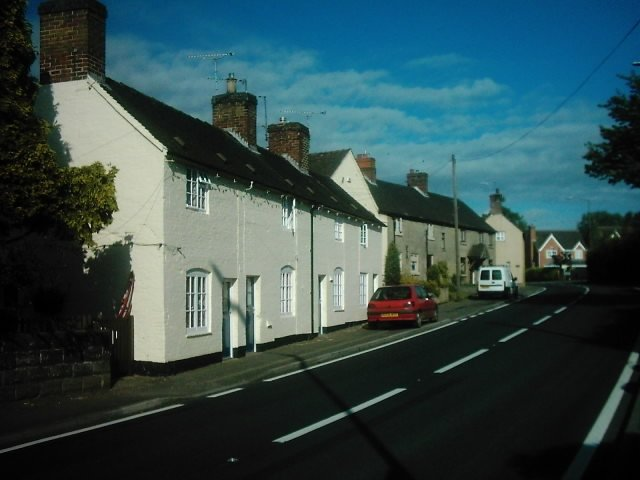Brailsford, Derbyshire