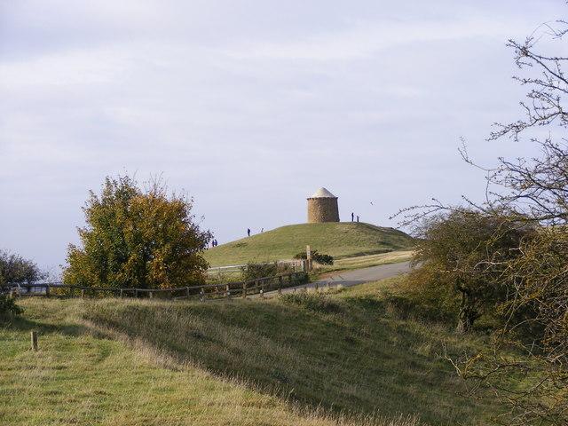 Burton Dassett Hills Beacon