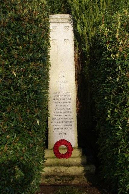 Farnell War Memorial