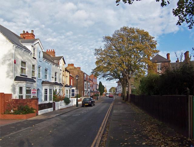 Albert Road, Cleethorpes