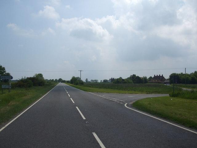 A52 Bridge End Junction