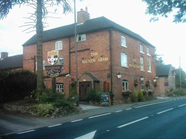 The Mundy Arms, Mackworth Village, Derbyshire
