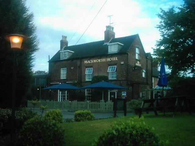 The Mackworth Hotel, Mackworth Village, Derbyshire