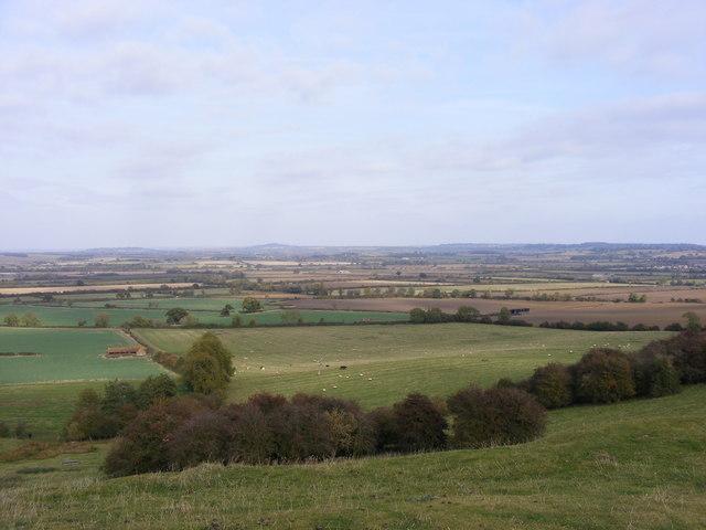 Burton Dassett Hills View