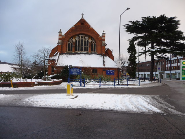 St Andrew's Church, Chase Side, London N14