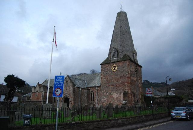 St Dubricius's Church, Porlock