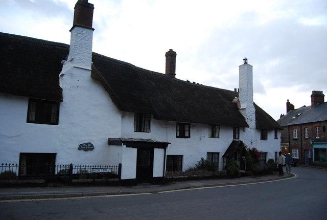 The Old Rose & Crown, High St, Porlock