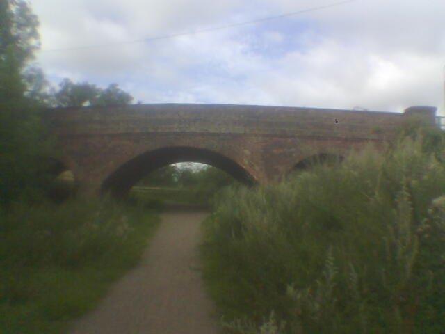 Egginton Junction Bridge, Derbyshire