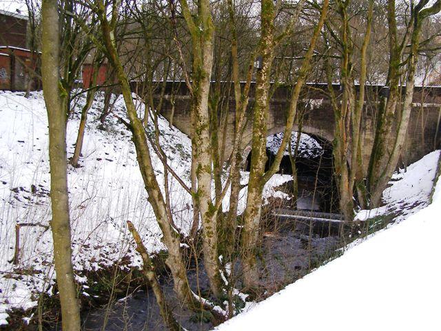 Shepherd Mill Bridge, Norden