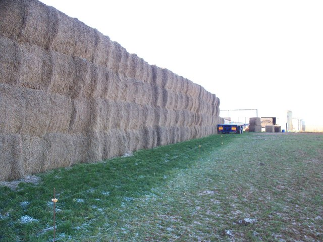Wall of straw [1]