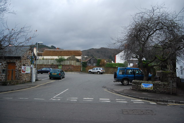 Car Park, High St, Porlock