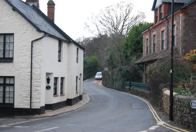 Doverhay, Porlock