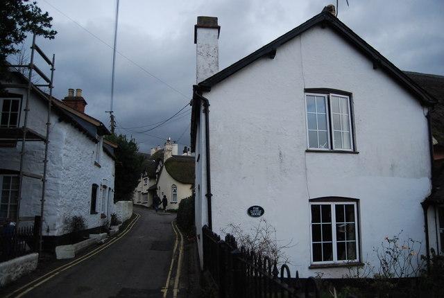 The Little House, Doverhay, Porlock