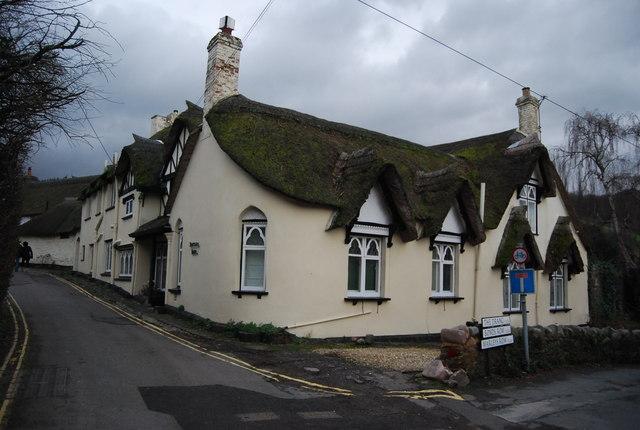 Thatched Cottage, Doverhay, Porlock