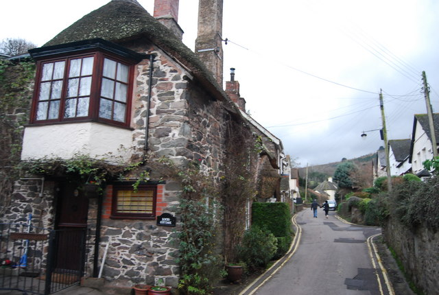 Locks Cottage, Doverhay, Porlock