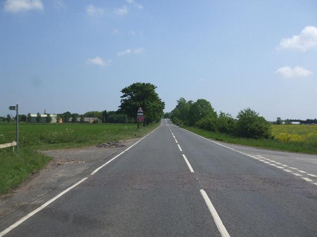 A52, Shoff Drove