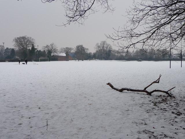 Saracens Sports Ground, London N14