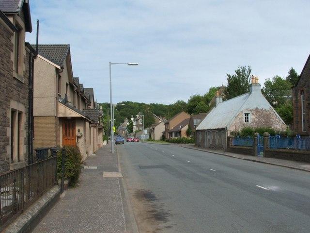 Riverside Road, Kirkfieldbank