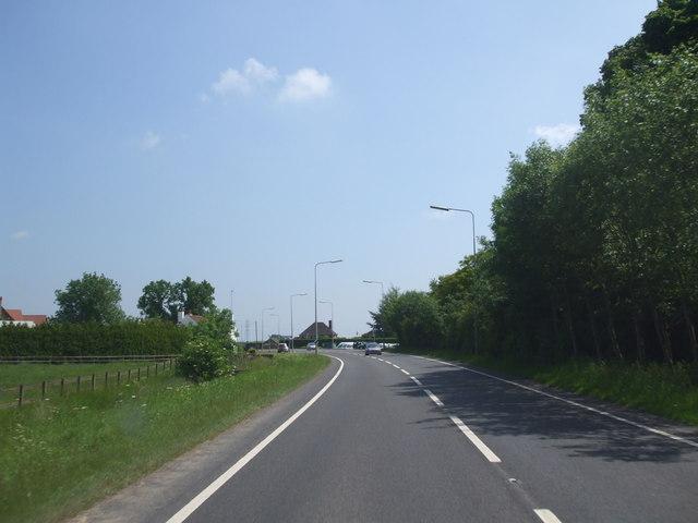 A52, Donington