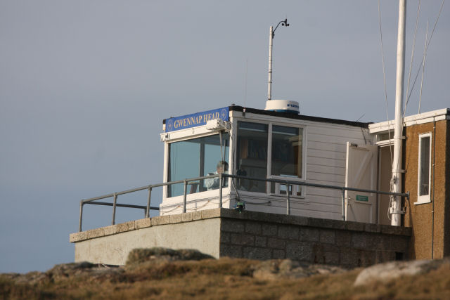 Gwennap Head Lookout Station