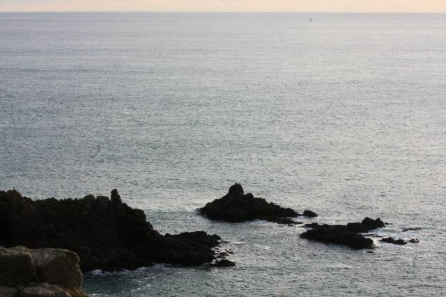 Gannel Rock, off Gwennap Head