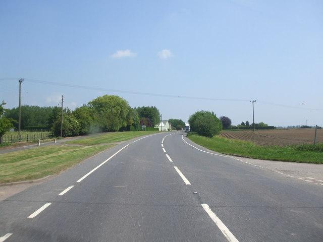 A52, Bicker Road