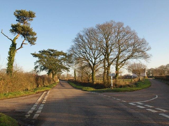 Heathfield Cross