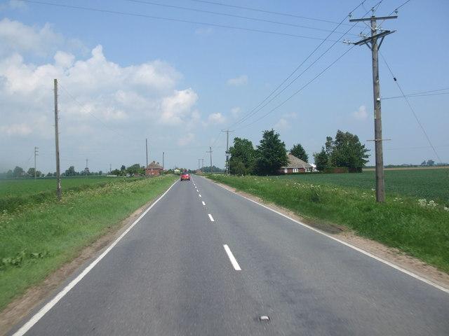 B1192, Langrick Road