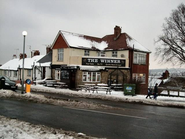 The Winner Pub