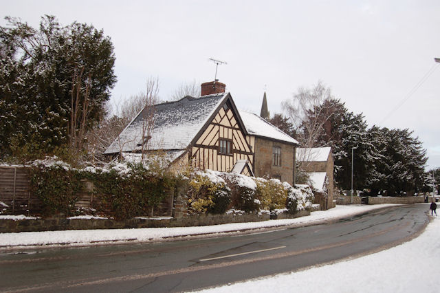Village cottage in Park Road