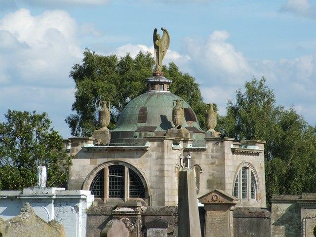 Cemetery Chapel, Lanark