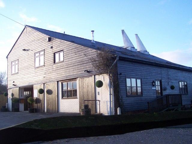 Barnfield Oast House