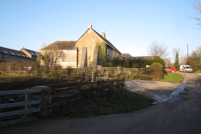 Little Bovey Farm