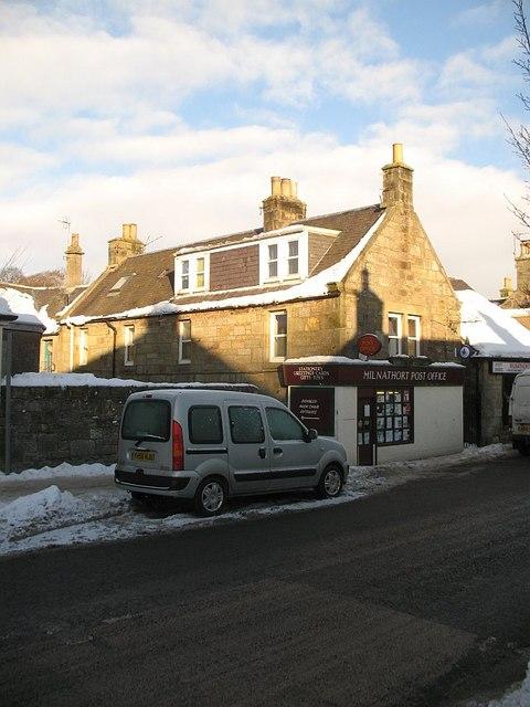Milnathort Post Office