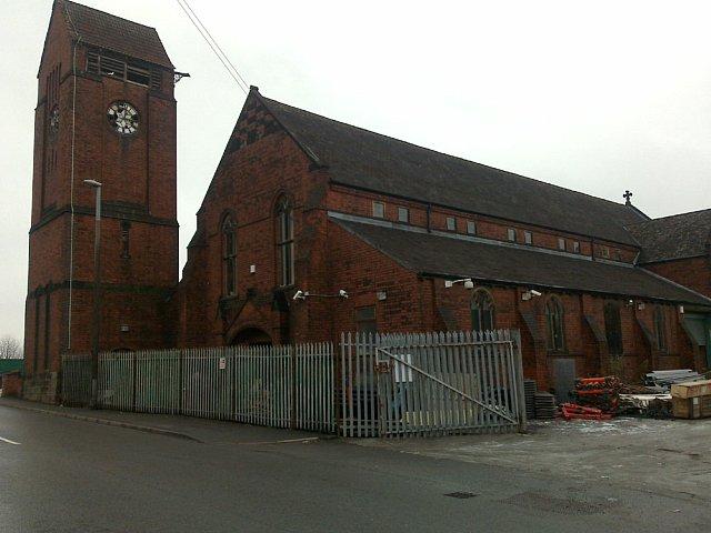 A dour church