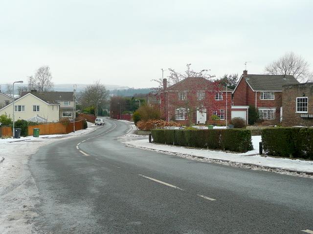 Bryn Derwen Road