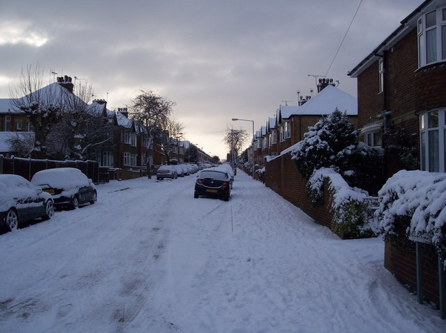 Cleave Road