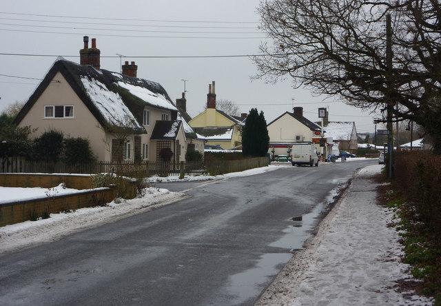 The Street, Elmsett
