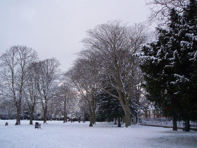 Gillingham Park (Winter 2010)