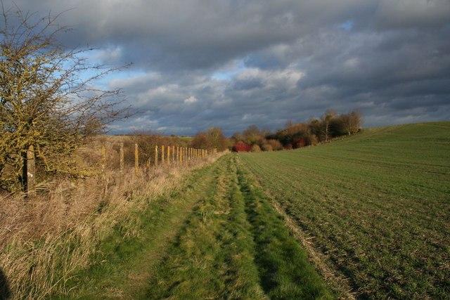 Path to Upton