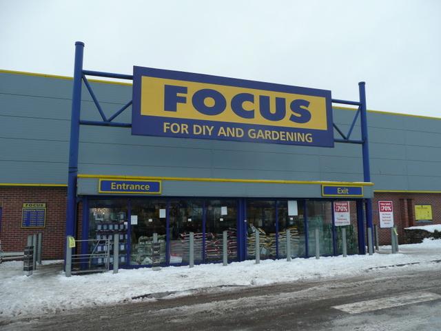 Wintery Focus