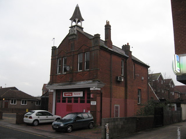 The old Fire Station, Albert Road, Horley, Surrey