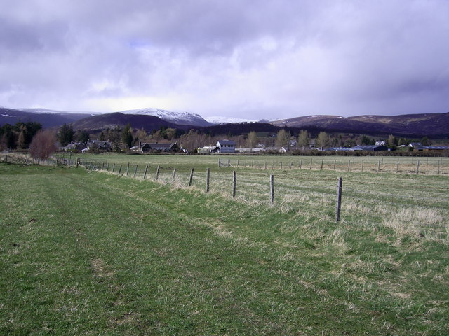 Newtonmore Station