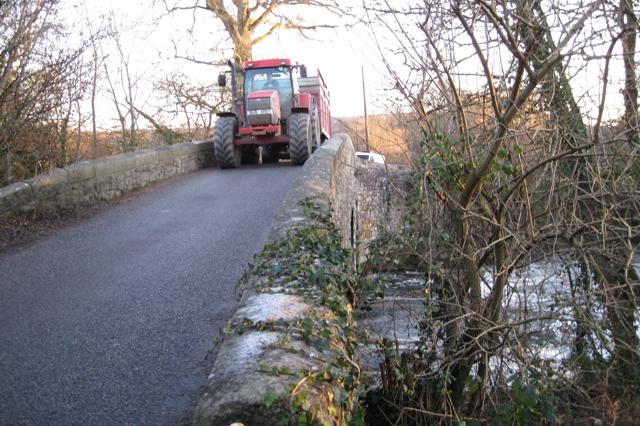 New Bridge across the River Teign