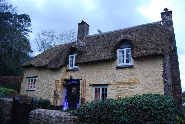 Inglenook Cottage, West Luccombe