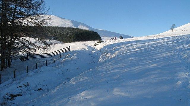 Balerno - Glencorse path