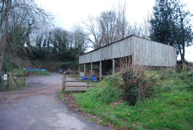 Barn, West Luccombe Farm